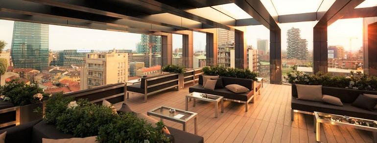 Awesome Le Terrazze Milano Photos - Idee Arredamento Casa - baoliao.us