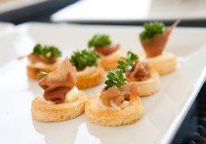 servizio catering festa 18 anni milano - tartine